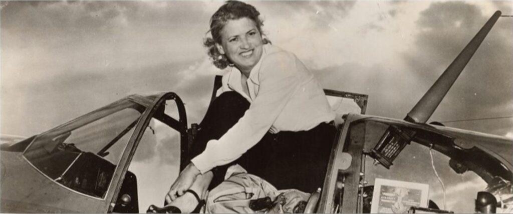 Jackie P-51A